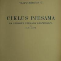 Циклус пјесама на стихове Стевана Раичковића.pdf