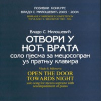 Отвори у ноћ врата соло пјесма за мецосопран уз пратњу клавира.pdf