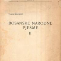 Босанске народне пјесме II.pdf